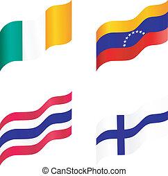 flaggan, medborgare