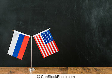 flagpole, ロシアのフラグ, アメリカ人