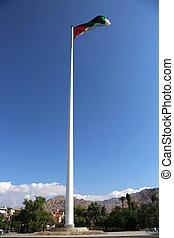 Flagpole Aqaba Jordan