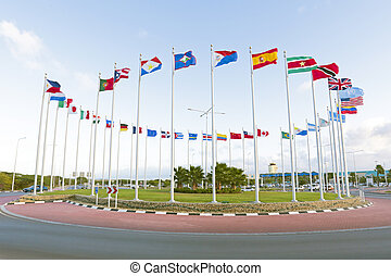 Flags from the world  - Flags from the world