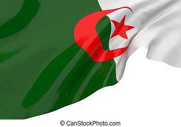 Flags of Algeria