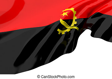 Flags of Angola