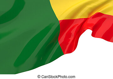 Flags of Benin