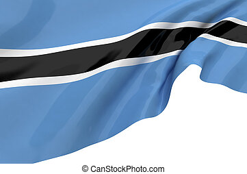 Flags of Botswana
