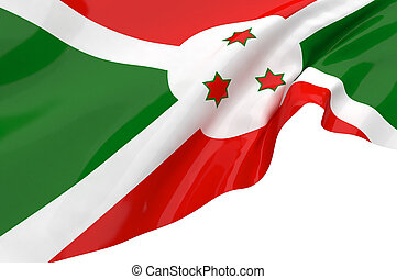 Flags of Burundi