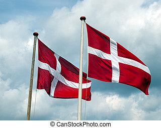 Flags of Denmark