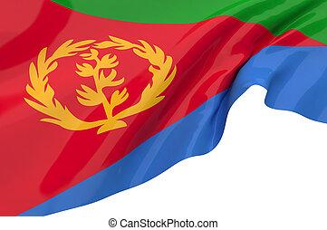Flags of Eritrea