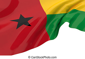 Flags of Guinea-Bissau