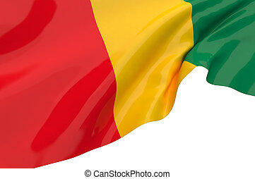 Flags of Guinea