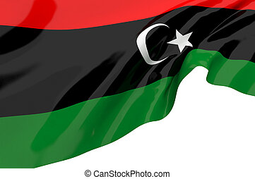 Flags of Libya