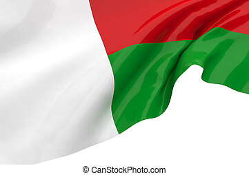 Flags of Madagascar