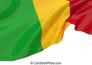 Flags of Mali