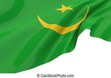 Flags of Mauritaniai
