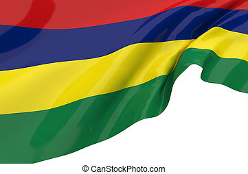 Flags of Mauritius