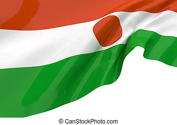 Flags of Niger