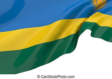 Flags of Rwanda