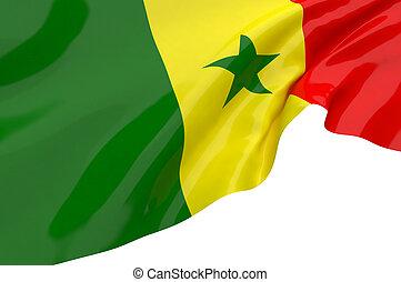 Flags of Senegal