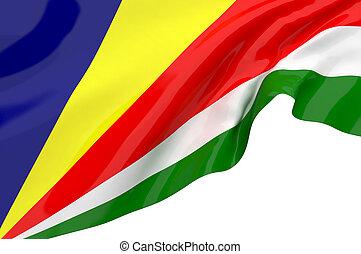 Flags of Seychellesl
