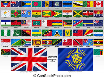 Flags of the Commonwealth of Nations