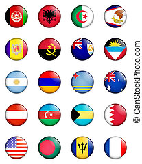 Flags of the world 01