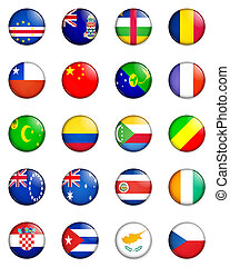 Flags of the world 03
