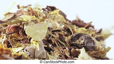 Flakes Hercules loose - Tea made from linden ginger mallow ...