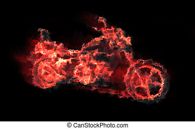 flamboyant, moto