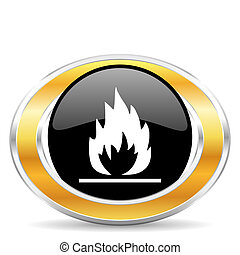 flame icon,
