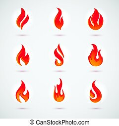 Flame Icons