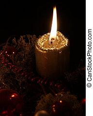 Flame of Christmas c