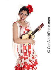 flamenca guitar