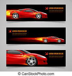 Flaming speed