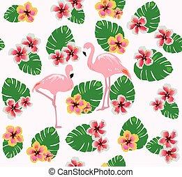 flamingos two
