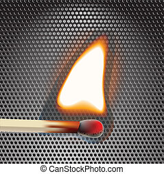 flamming, lucifer