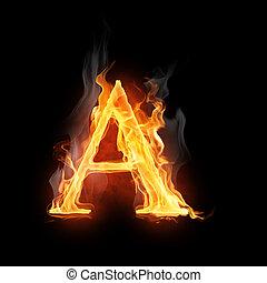 flamy, σύμβολο