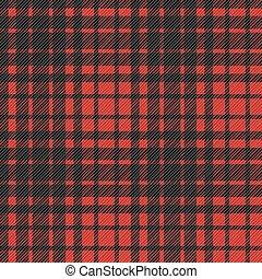 Flannel pattern seamless