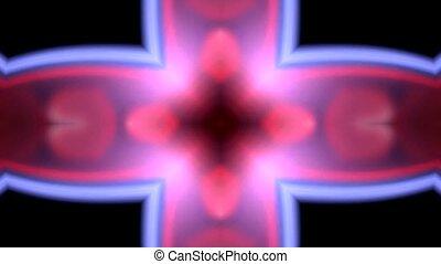 flare flower pattern
