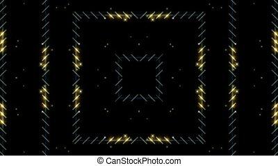 flare golden stars