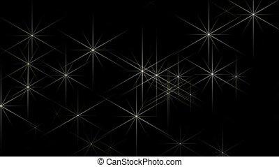 flare stars,disco ray light,Christmas...