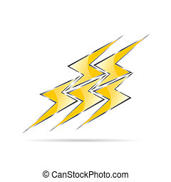 flash color vector