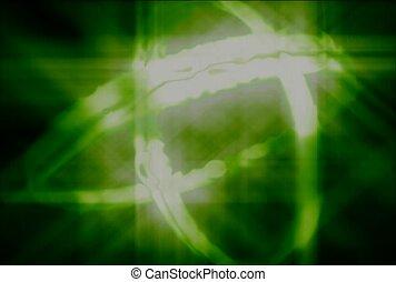 flash, feu vert