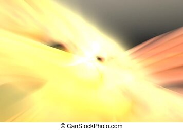 flash, lumière, clair, confusion