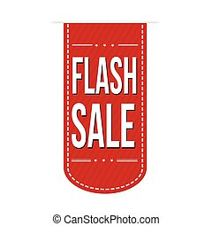 Flash sale banner design