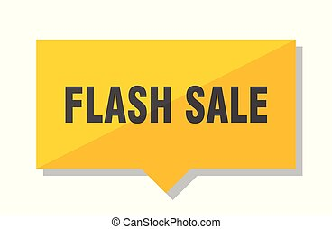 flash sale price tag