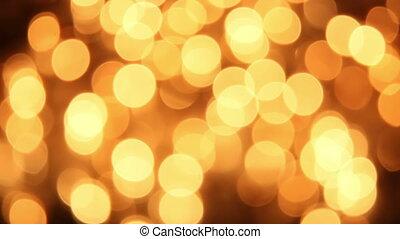 flashing christmas lights bokeh seamless loop background