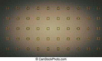 Flashing Squares 3