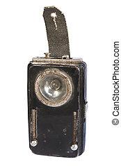 flashlight, mijnwerker