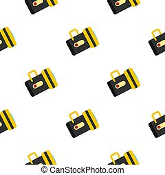 Flashlight pattern seamless