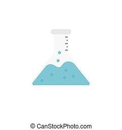 flask flat icon