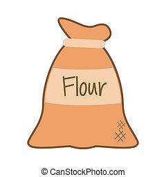 bag of flour icon
